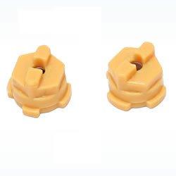 Tuercas Soporte de Cepillo 2-Pack