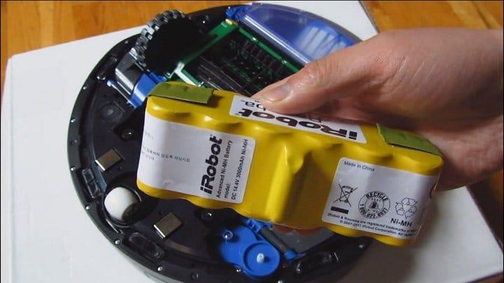 Consejos para la batería de Roomba