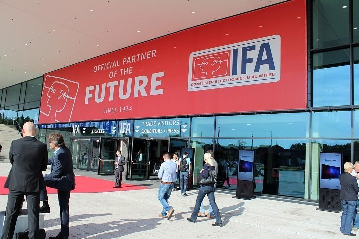 Electrobot en IFA 2016