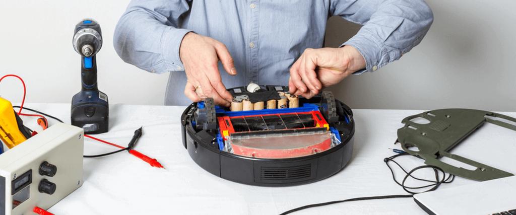 Electrobot el Servicio Tecnico de los Expertos en Robots