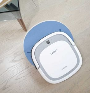 Razones para comprar el robot aspirador Ecovacs Deebot SLIM2